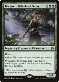 Dwynen, Gilt-Leaf Daen, Magic: The Gathering, Magic Origins