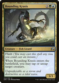 Bounding Krasis, Magic: The Gathering, Magic Origins
