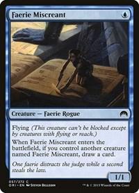 Faerie Miscreant, Magic, Magic Origins