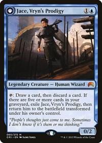 Jace, Vryn's Prodigy, Magic: The Gathering, Magic Origins