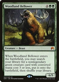 Woodland Bellower, Magic: The Gathering, Magic Origins