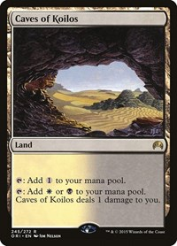 Caves of Koilos, Magic: The Gathering, Magic Origins