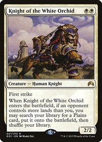 Knight of the White Orchid, Magic: The Gathering, Magic Origins