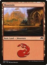 Mountain (266), Magic: The Gathering, Magic Origins