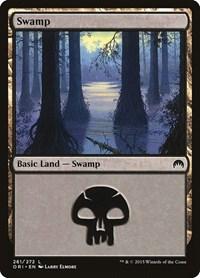 Swamp (261), Magic: The Gathering, Magic Origins
