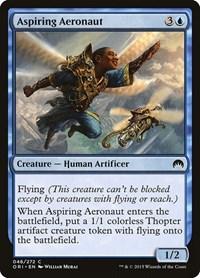 Aspiring Aeronaut, Magic: The Gathering, Magic Origins