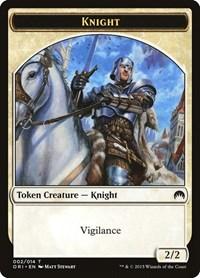 Knight Token, Magic: The Gathering, Magic Origins