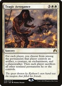 Tragic Arrogance, Magic: The Gathering, Magic Origins