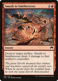 Smash to Smithereens, Magic, Magic Origins