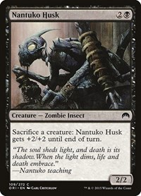 Nantuko Husk, Magic, Magic Origins