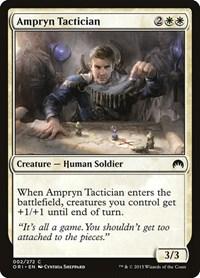 Ampryn Tactician, Magic: The Gathering, Magic Origins