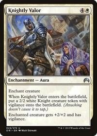 Knightly Valor, Magic, Magic Origins