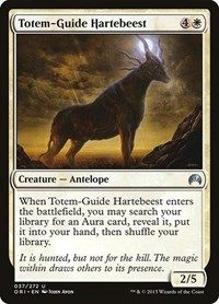 Totem-Guide Hartebeest, Magic, Magic Origins