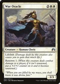 War Oracle, Magic: The Gathering, Magic Origins