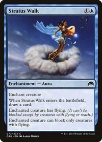Stratus Walk, Magic: The Gathering, Magic Origins