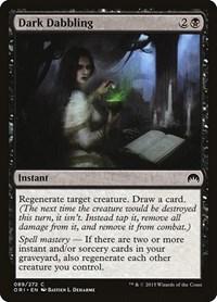Dark Dabbling, Magic: The Gathering, Magic Origins