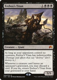 Erebos's Titan, Magic: The Gathering, Magic Origins