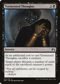 Tormented Thoughts, Magic: The Gathering, Magic Origins