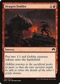 Dragon Fodder, Magic: The Gathering, Magic Origins
