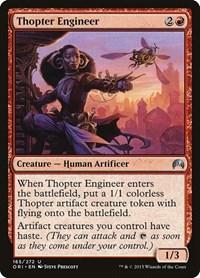 Thopter Engineer, Magic: The Gathering, Magic Origins