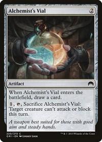 Alchemist's Vial, Magic: The Gathering, Magic Origins
