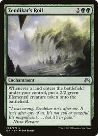 Zendikar's Roil, Magic: The Gathering, Magic Origins