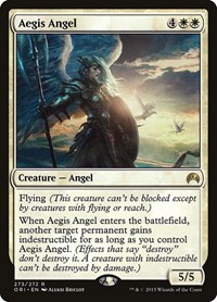 Aegis Angel, Magic: The Gathering, Magic Origins