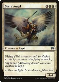 Serra Angel, Magic: The Gathering, Magic Origins