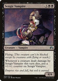Sengir Vampire, Magic: The Gathering, Magic Origins