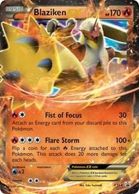 Blaziken EX - XY54, Pokemon, XY Promos