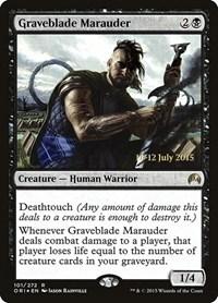 Graveblade Marauder, Magic: The Gathering, Prerelease Cards