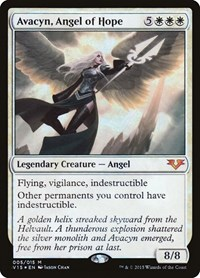 Avacyn, Angel of Hope, Magic: The Gathering, From the Vault: Angels