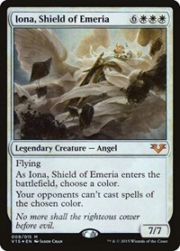 Iona, Shield of Emeria, Magic: The Gathering, From the Vault: Angels