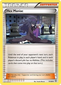 Hex Maniac, Pokemon, XY - Ancient Origins