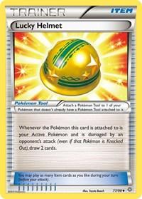Lucky Helmet, Pokemon, XY - Ancient Origins