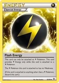 Flash Energy, Pokemon, XY - Ancient Origins