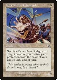 Benevolent Bodyguard, Magic, Judgment