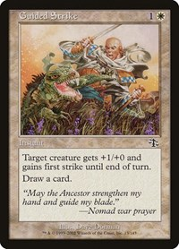 Guided Strike, Magic, Judgment