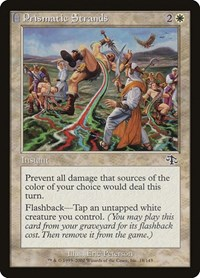 Prismatic Strands, Magic: The Gathering, Judgment