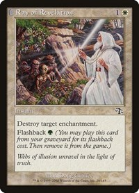 Ray of Revelation, Magic: The Gathering, Judgment