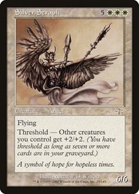 Silver Seraph, Magic: The Gathering, Judgment
