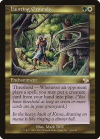 Hunting Grounds (Foil)