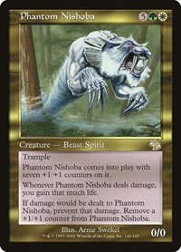 Phantom Nishoba, Magic: The Gathering, Judgment