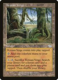 Krosan Verge, Magic: The Gathering, Judgment