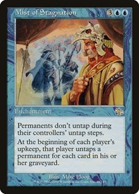 Mist of Stagnation, Magic: The Gathering, Judgment