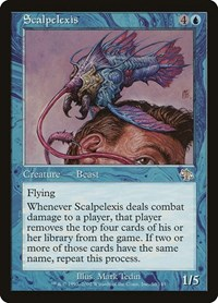 Scalpelexis, Magic: The Gathering, Judgment