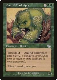 Anurid Barkripper, Magic: The Gathering, Judgment