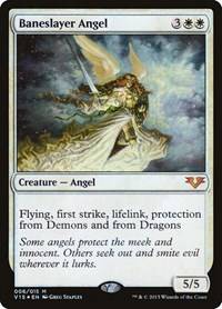 Baneslayer Angel, Magic: The Gathering, From the Vault: Angels