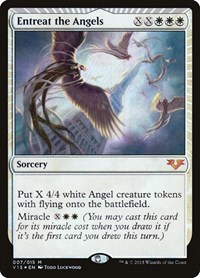 Entreat the Angels, Magic: The Gathering, From the Vault: Angels