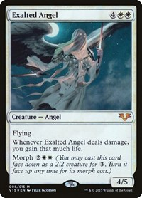 Exalted Angel, Magic: The Gathering, From the Vault: Angels